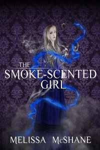 The Smoke Scented Girl 600x900